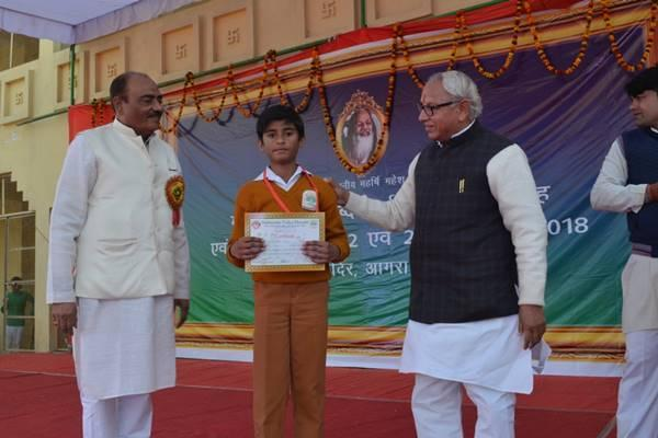 Students Achieved Certification At MVM Aligarh School